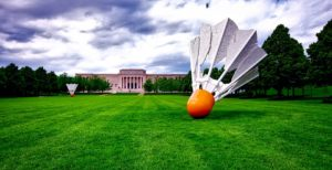 The Nelson-Atkins museum